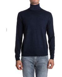 Fedeli - Wool Sweater - Lyst