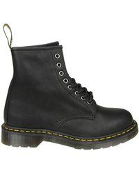 Dr. Martens - 1460 Carpathian Black Boots - Lyst
