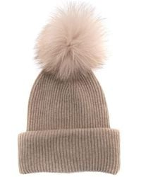 Inverni - Wool And Cashmere Watch Hat - Lyst