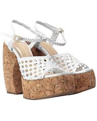 Paloma Barceló - Leather Sandals - Lyst