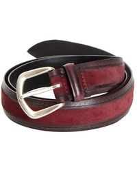 Orciani - Leather Belt - Lyst