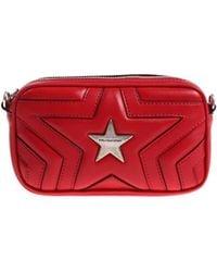 Stella McCartney - Red Star Bum Bag - Lyst