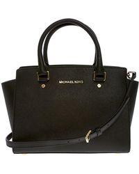 Michael Kors - Selma Medium Bag - Lyst