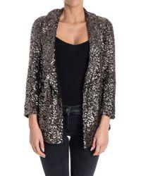 Shirtaporter - Sequin Jacket - Lyst