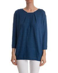 Fedeli - Cotton Sweater - Lyst