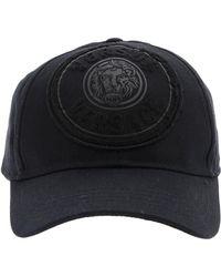 10c45a870d2 Lyst - Stussy Lion Strapback Hat in Orange for Men