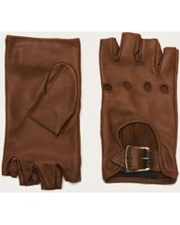 Frye - Fingerless Moto Glove - Lyst