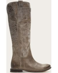 Frye - Paige Tall Riding Boots   Frye Since 1863 - Lyst