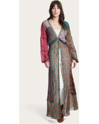 5b37caaf48 Lyst - Raga Yasmin Duster Maxi Dress