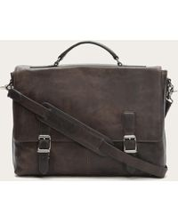 Frye - Logan Top Handle - Lyst