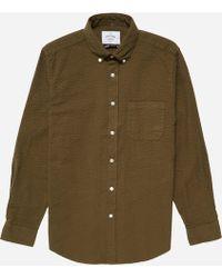 Portuguese Flannel - Atlantico Shirt - Lyst