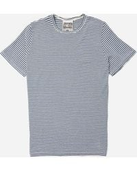 Jungmaven - Baja 5oz Yarn Dyed Stripe T-shirt - Lyst