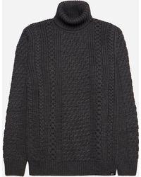 Edwin - United Rollneck Sweater - Lyst