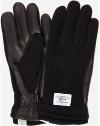 Norse Projects - X Hestra Svante Gloves - Lyst