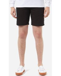 Norse Projects - Aros Light Twill Shorts - Lyst