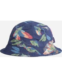 e3642ea7 Patagonia 'Day-To-Day Piolet' Trucker Hat in Green for Men - Lyst