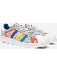e4ae968b3cc9c adidas Originals - Adidas Originals X White Mountaineering Superstar - Lyst