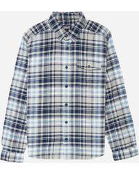 Patagonia - Lw Fjord Flannel Shirt - Lyst