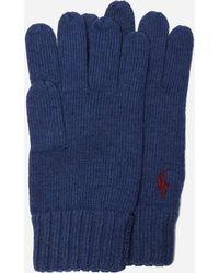 Polo Ralph Lauren | Merino Wool Gloves | Lyst