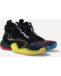553e88ea5 Lyst - adidas X Pharrell Williams Crazy Byw Lvl In Black in Black ...