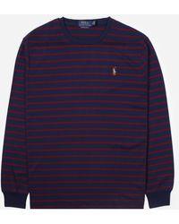 Polo Ralph Lauren Long Sleeve Stripe T-shirt