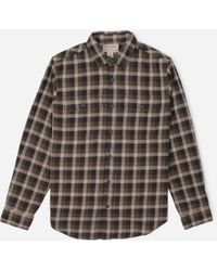 Filson - Scout Check Shirt - Lyst