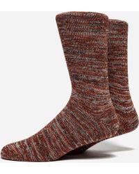 Folk | Melange Socks | Lyst
