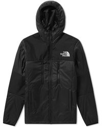 The North Face - Himalayan Light Synth Hood Black - Lyst