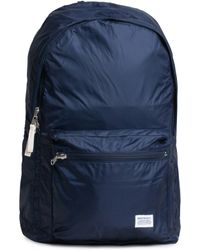 Norse Projects - Louie Daypack Light Ripstop Navy - Lyst