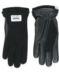 Norse Projects - Gloves Norse X Hestra Svante Black - Lyst