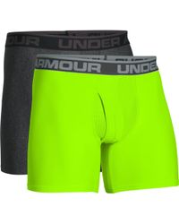 Under Armour - 2 Pack O-series 6 Inch Boxerjock - Lyst