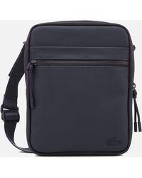 Lacoste - Men's L.12.12 Concept M Flat Crossover Bag - Lyst