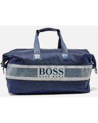 BOSS Green - Pixel J Holdall Bag - Lyst