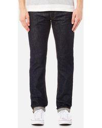 Lacoste - 5 Pocket Jeans - Lyst
