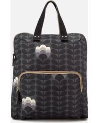 Orla Kiely - Backpack Tote - Lyst