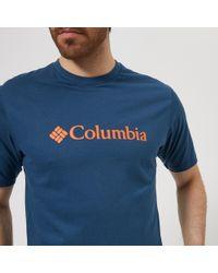 Columbia - Csc Basic Logo T-shirt - Lyst