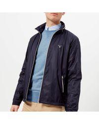 GANT - Windbreaker Jacket - Lyst