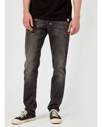 Versace - Embellished Denim Jeans - Lyst
