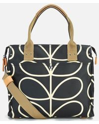Orla Kiely - Zip Messenger Bag - Lyst