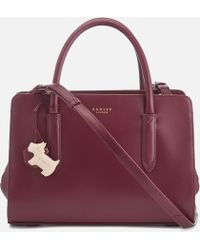 Radley | Liverpool Street Medium Ziptop Multiway Bag | Lyst