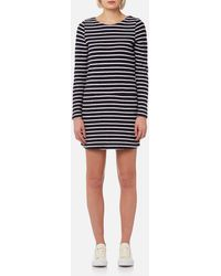 Joules | Roya Jersey Jacquard Tunic With Pockets | Lyst