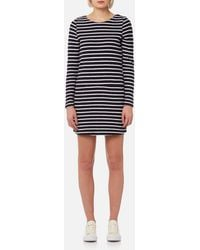 Joules - Roya Jersey Jacquard Tunic With Pockets - Lyst