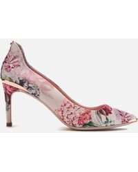Ted Baker Vyixin Court Shoes - Pink