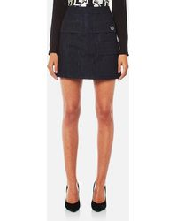 Versace Jeans - Skirt - Lyst