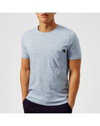 HUGO - Dohnny Pocket T-shirt - Lyst