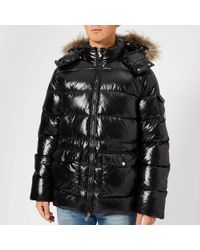 Pyrenex - Vintage Authentic Jacket Shiny Fur - Lyst