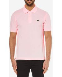 Lacoste - Polo Shirt - Lyst