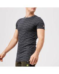 Superdry - Gym Tech All Over Print Short Sleeve T-shirt - Lyst