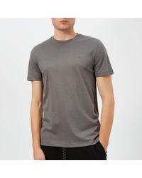 Michael Kors - Sleek Crew Neck T-shirt - Lyst