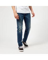 DIESEL - Larkee-beex Tapered Jeans - Lyst